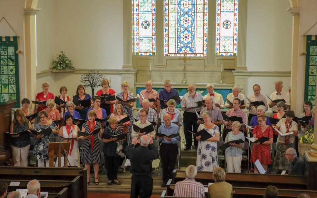 KCS Summer Singers perform Concert to commemorate the anniversary of The Great War